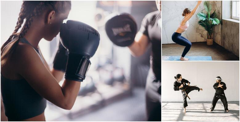 Yoga, boks ili judo - odvažite se isprobajte nešto novo, ojačajte um i tijelo u  Taekwondo klubu Pantera za samo 150 kn!