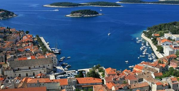 Otok Hvar, Stari Grad - 3 ili 7 dana s doručkom za dvoje