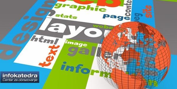 Web dizajner - obrazovni program u Infokatedri