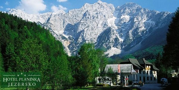 Slovenija - 3 dana s doručkom za dvoje u Hotelu Planinka***