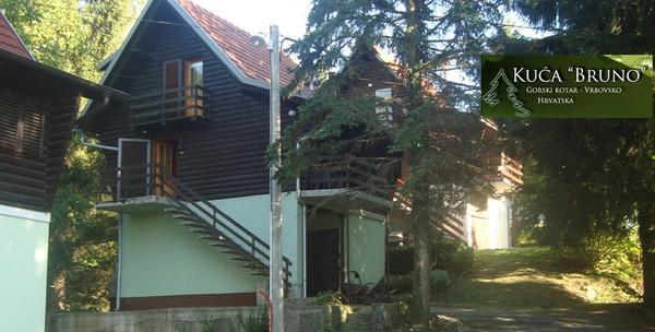 Gorski Kotar - najam kuće za 6 osoba