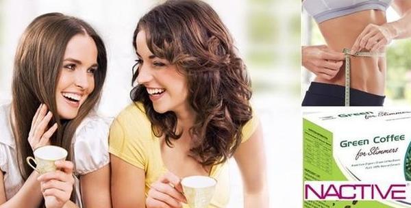 Zelena kava za zdravo i prirodno mršavljenje