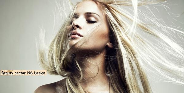 Botox, šišanje i fen frizura