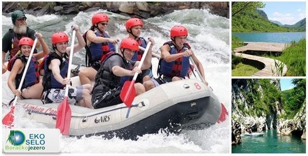 Rafting na Neretvi - izlet ili noćenje
