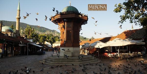 Sarajevo - 3 ili 4 dana s doručkom za dvoje