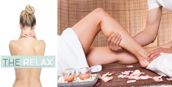Masaža po izboru - klasična ili aroma masaža