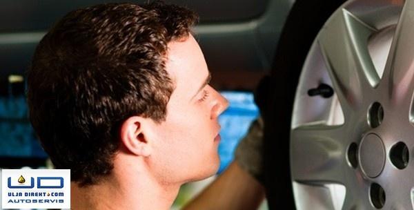 Godišnji auto servis, zamjena guma i gratis čuvanje