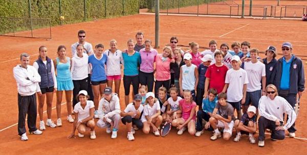 Ljetni teniski kamp za djecu