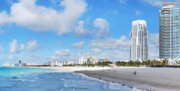 spojite mjesta u Miamiju