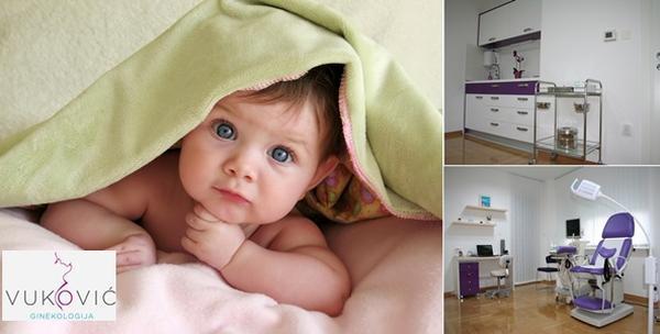 4D ultrazvuk i DVD snimka Vaše bebe