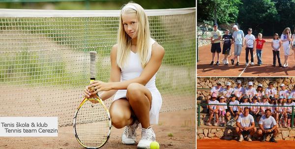 Tenis škola na 2 lokacije