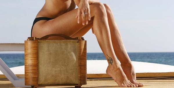 Depilacija šećernom pastom cijelih nogu i bikini zone