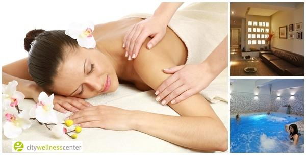 Wellness paket - bazen, sauna i masaža
