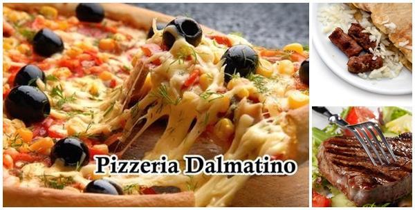 Pizzerija Dalmatino - jela po izboru