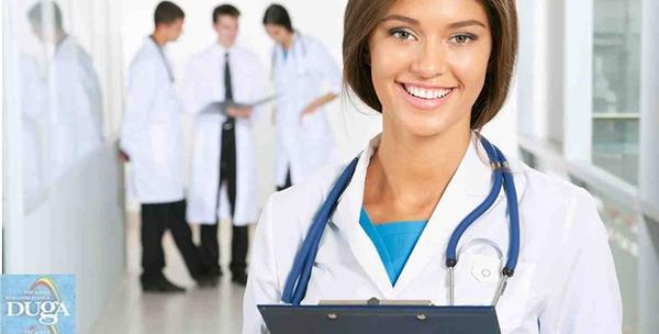 Njemački jezik za medicinare - osnovna ili srednja razina