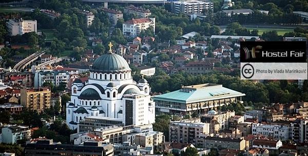 Beograd – 3 dana za dvoje s dvije večere za 426kn!