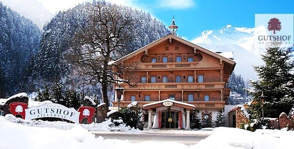 Austrija - 3,4, 6 dana za dvoje u Hotelu Gutshof****
