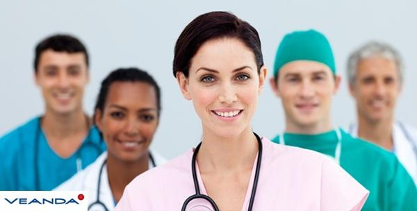 Njemački jezik za medicinsko osoblje - osnovna razina