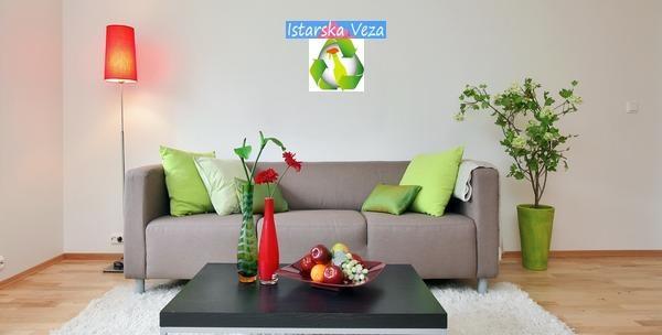 Kemijsko čišćenje kutne garniture ili dvosjeda, trosjeda i fotelje ili tepiha do 3m2