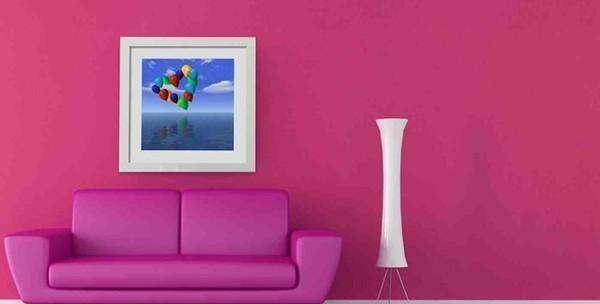Foto na slikarskom platnu dimenzija 40x50cm