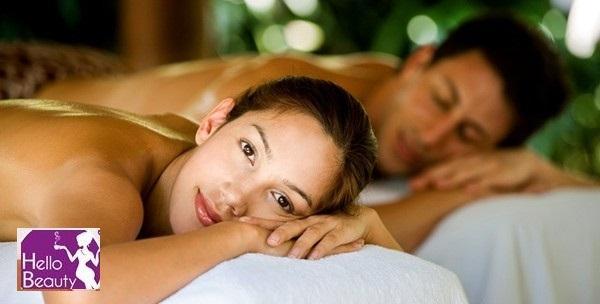 2 masaže leđa toplim uljima