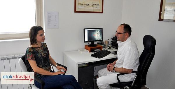 Ultrazvuk trbušne šupljine i konzultacija interniste