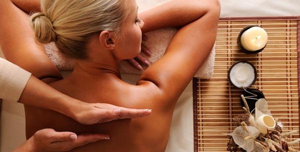 Antistres aromatska masaža