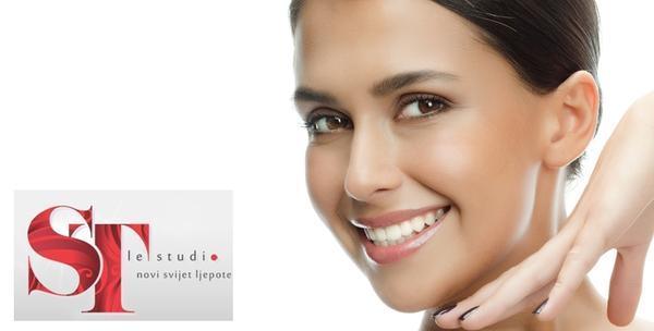 Kozmetičko izbjeljivanje zubi od 2 do 8 nijansi