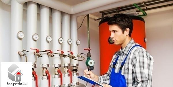 Servis bojlera i 50% popusta na kemijsko čišćenje