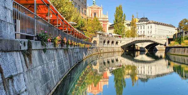 Ljubljana - 3 dana s doručkom za dvoje