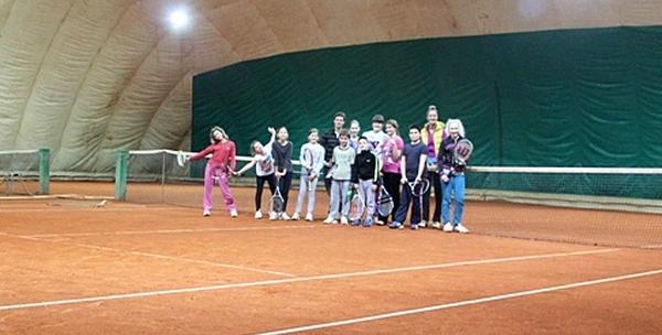Teniski kamp za djecu u Zagrebu