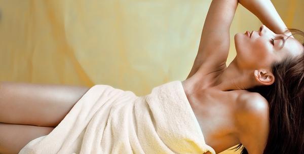Wellness paket - manikura, piling tijela, masaža i sauna