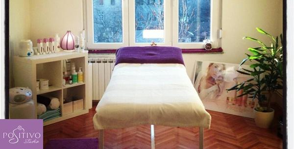 2 parcijalne masaže leđa