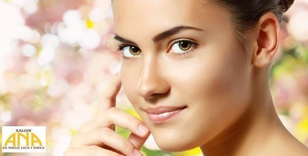 Antiage tretman kisikom lica i vrata