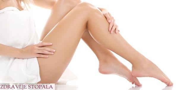 Depilacija voskom cijelih nogu i brazilska