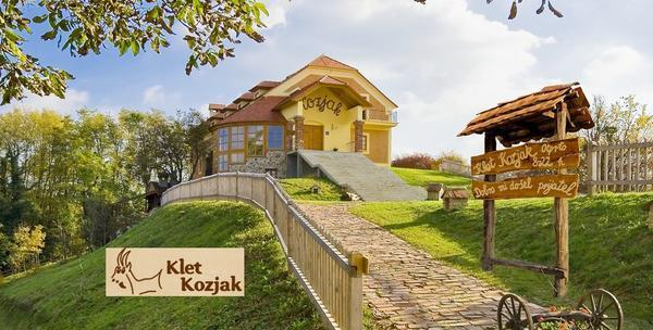 Klet Kozjak - 2 dana s doručkom za dvoje