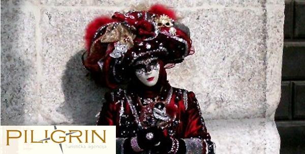 Karneval u Veneciji  jednodnevni izlet