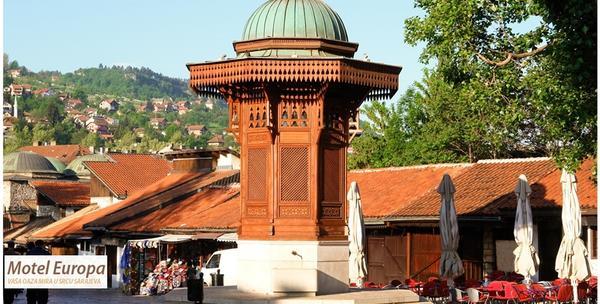 Sarajevo - 3 dana za dvoje uz kavu i lokum