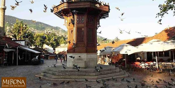 Sarajevo - 3 dana s doručkom za dvoje
