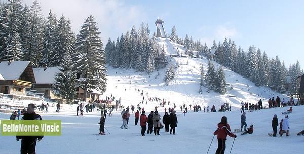 Vlašić, skijanje - 3 dana s polupansionom za dvoje