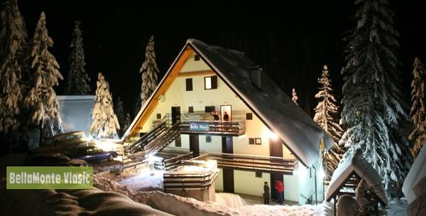 Skijanje na Vlašiću - 6 dana s polupansionom za jednu osobu