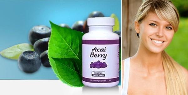 Acai Berry dodatak prehrani za mršavljenje