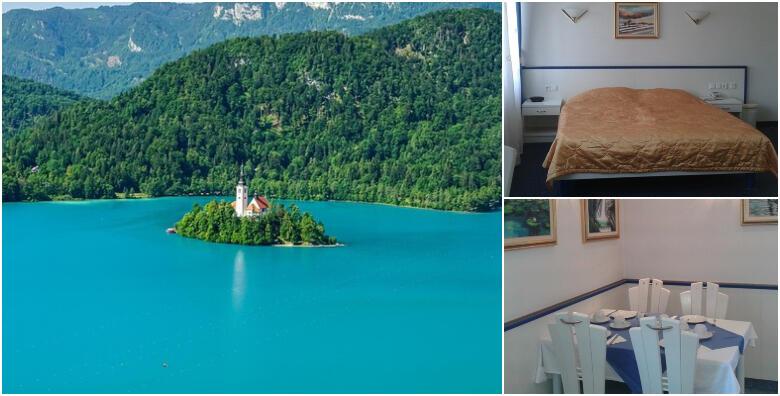 BLED - pronađite savršen odmor tik do jezera uz dragu osobu i 2 noćenja s doručkom za dvoje + gratis paket za 1 dijete do 5 godina u Hotelu Vila Bojana 4* za 749 kn!