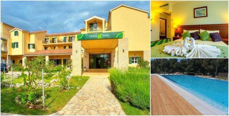 Hotel Vrata Krke 3* - 2 noćenja za 2 osobe s doručkom za 1.200 kn!