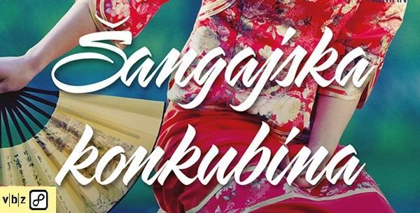 Knjiga Hong Ying - Šangajska konkubina