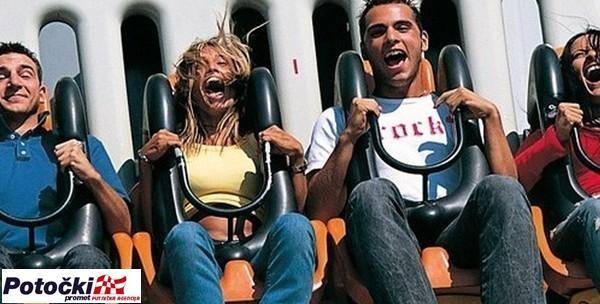 Gardaland - najuzbudljiviji zabavni park u Europi