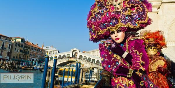 Karneval u Veneciji - 2 dana u hotelu i prijevoz