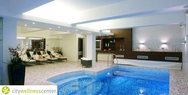 Wellness dan - bazen, sauna i masaža za 1 osobu