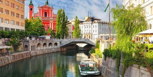 Ljubljana*** - 3 dana s doručkom za dvoje