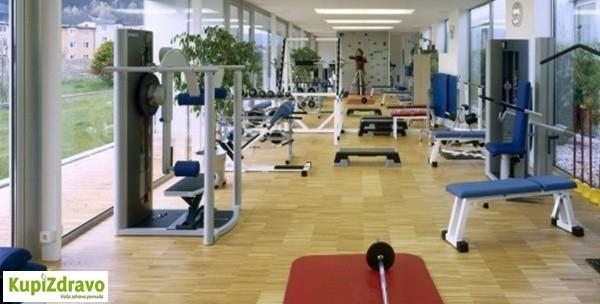 12 individualnih vježbi za mršavljenje
